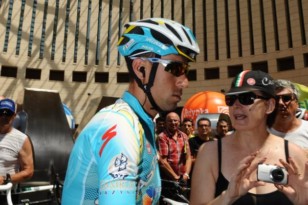 Vuelta a Espana: Nibali Continues His Efforts to Cement His Legacy