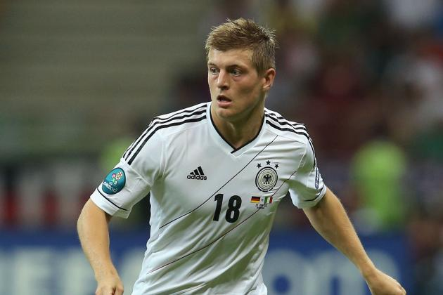 Toni Kroos Stakes Claim for Germany Role in Virtuoso Performance Against Austria