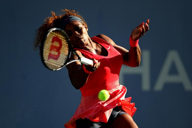Williams vs. Na: Score and Highlights from US Open 2013 Women's Semi Finals