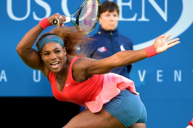 Serena Williams vs. Li Na: Recap and Result from US Open Tennis 2013 Semifinal