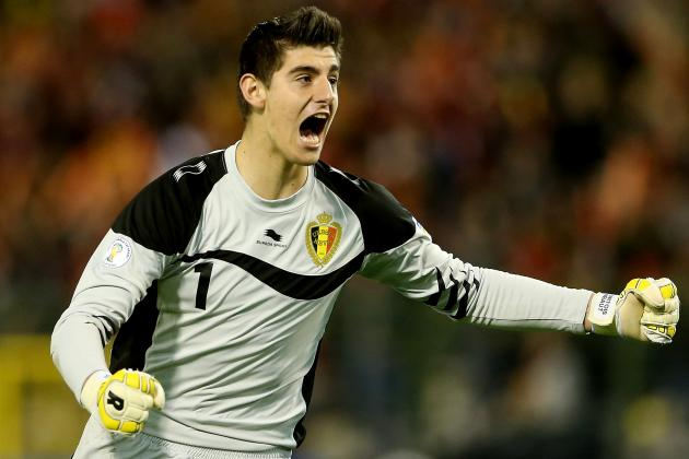 Chelsea Should Rebuff Barcelona's Thibault Courtois Interest at All Costs