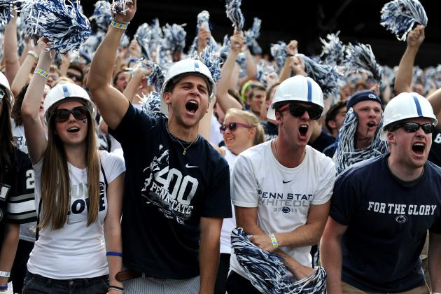Penn State Football Facing Attendance Problem