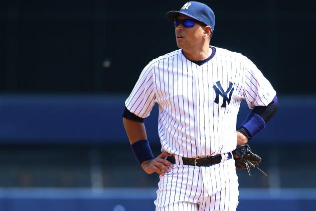 Alex Rodriguez's Appeal Hearing Will Reportedly Begin on Sept. 30