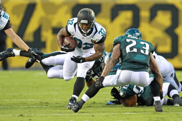 Blaine Gabbert's Injury Will Place Even More Importance on Maurice Jones-Drew