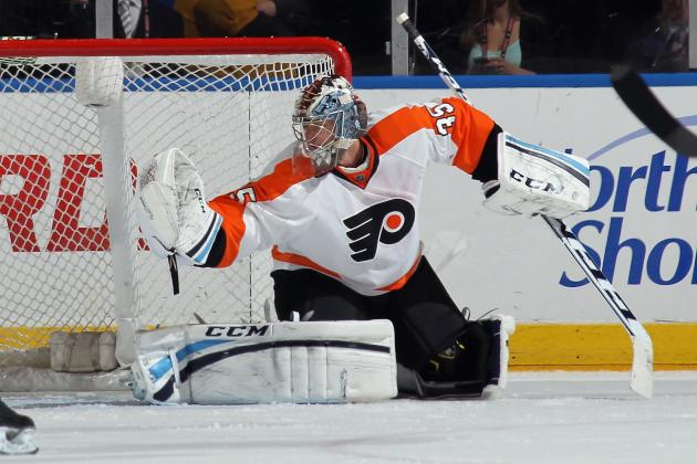 Is the Steve Mason-Ray Emery Goalie Tandem a Recipe for Success in Philadelphia?
