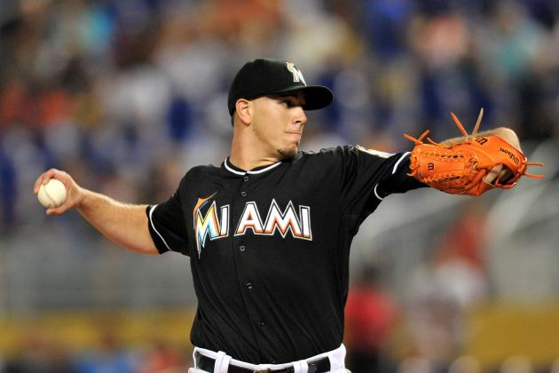 Miami's Fernandez Strikes out 9 in 7-0 Win