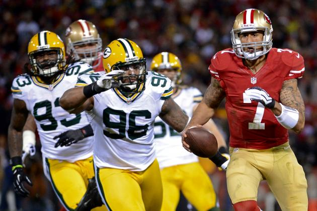 San Francisco 49ers vs. Green Bay Packers Week 1 Preview