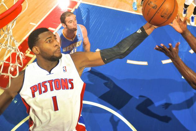 Can Andre Drummond Become the NBA's Next Dwight Howard?