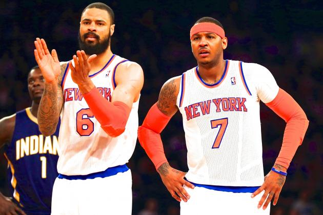 Breaking Down How NY Knicks Will Solve Their Frontcourt Logjam