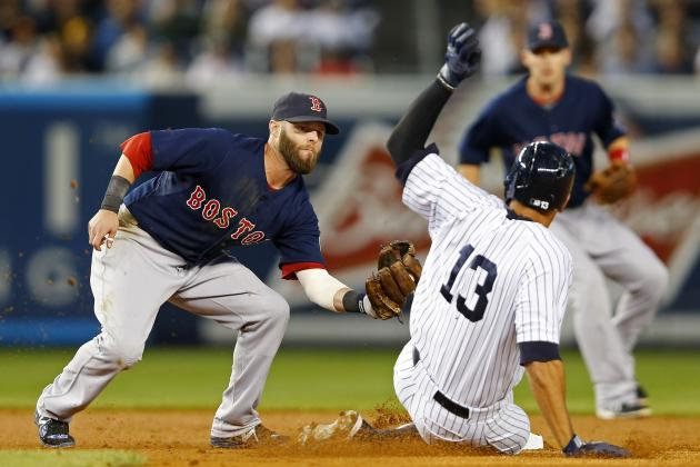 Boston Red Sox at New York Yankees Game 2 Live Blog: Highlights, Reaction