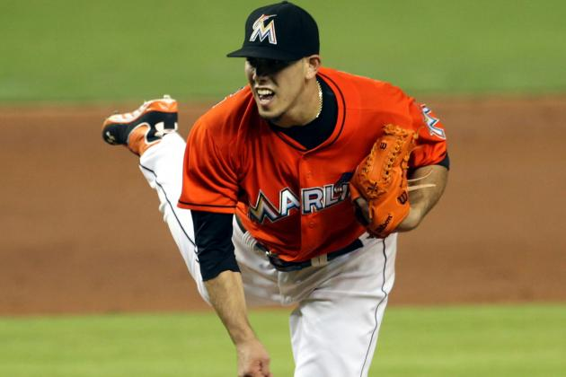 Davey Johnson Says Marlins' Jose Fernandez Is NL ROY