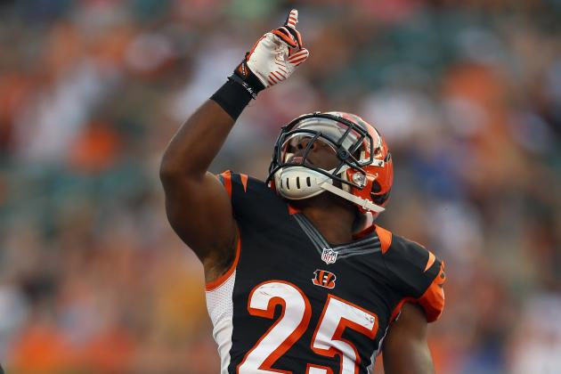 Bengals' Giovani Bernard Focused for First NFL Season