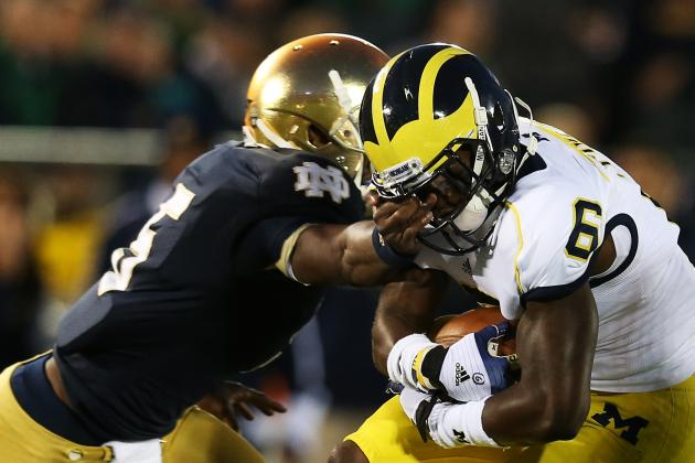 Notre Dame vs. Michigan: Complete Viewing Guide and Predictions for Week 2 Clash