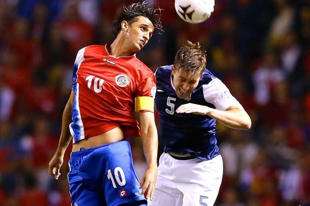 Costa Rica vs. USA: Live Score, Highlights and Recap for World Cup Qualifier