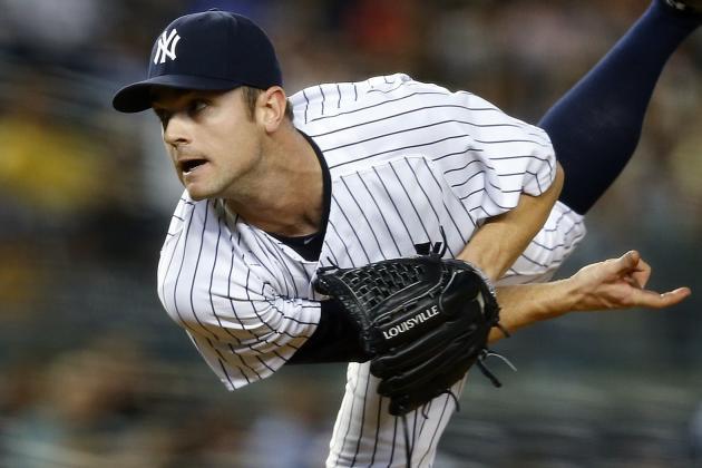 Yankees Injuries: David Robertson Shut Down, Boone Logan to Have MRI