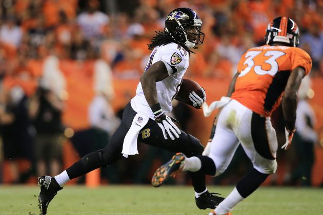 Marlon Brown's Full Fantasy Scouting Report Following Jacoby Jones' Injury