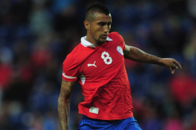 Chile vs. Venezuela: Score, Grades and Post-Match Reaction
