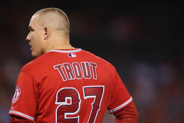 Trout Keeps Getting Better