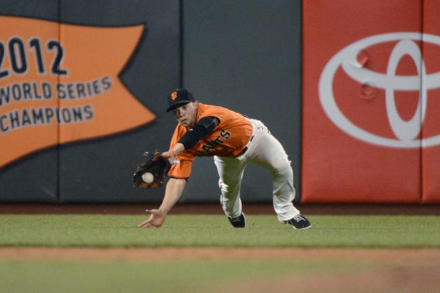Watch Juan Perez Save Yusmeiro Petit Perfect Game Bid with Outstanding Catch