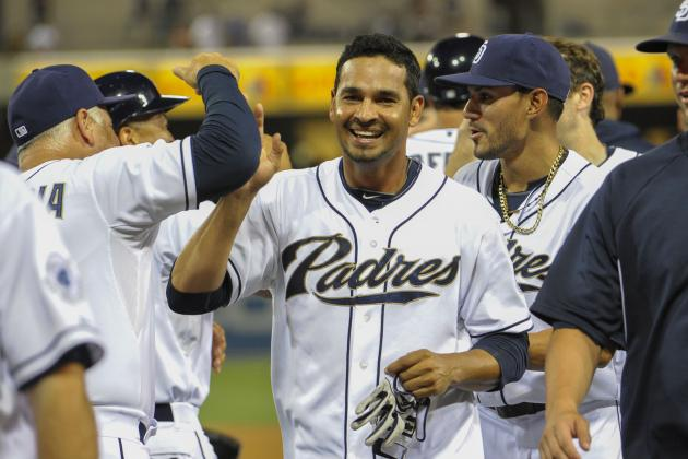 Guzman Drives in Game-Winning Run, Padres Edge Rockies