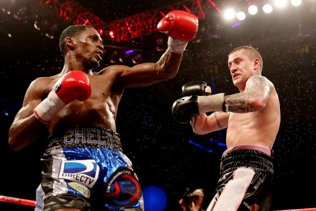 Ricky Burns Must Showcase Power to Defeat Raymundo Beltran