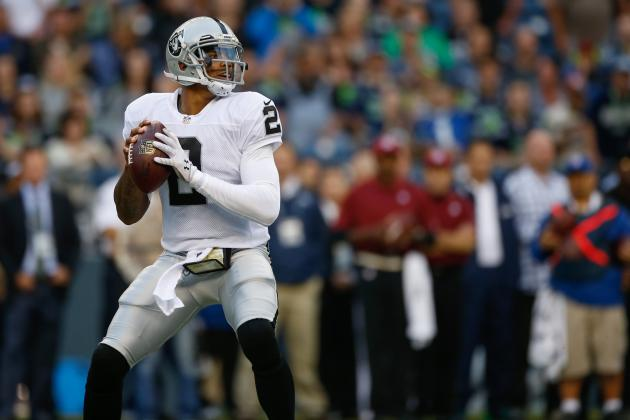 How the Oakland Raiders Offense Can Help Terrelle Pryor vs. the Colts