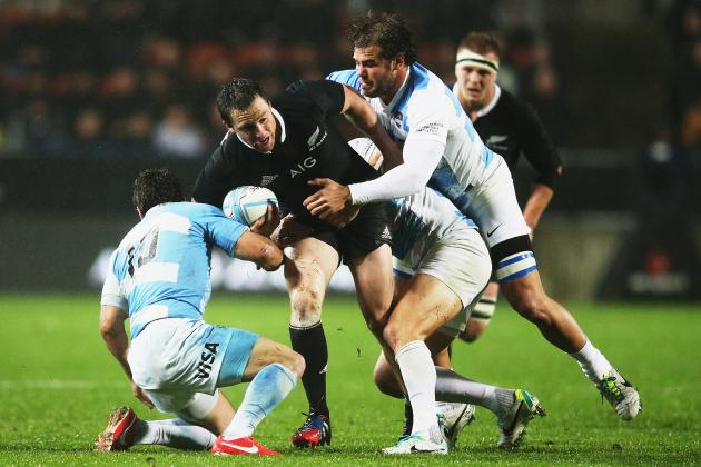 New Zealand vs Argentina Rugby: X-Factor Performers in New Zealand Triumph