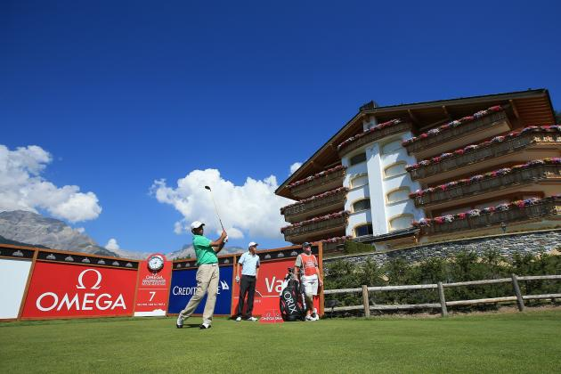 Omega European Masters 2013 Leaderboard: Biggest Surprises of Tournament so Far