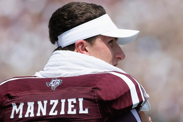 Johnny Manziel Must Shine Saturday in Tune Up for Alabama Clash