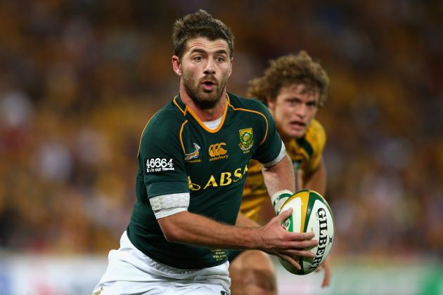 Wallabies vs Springboks: Biggest Crunch Performers in Brisbane Clash