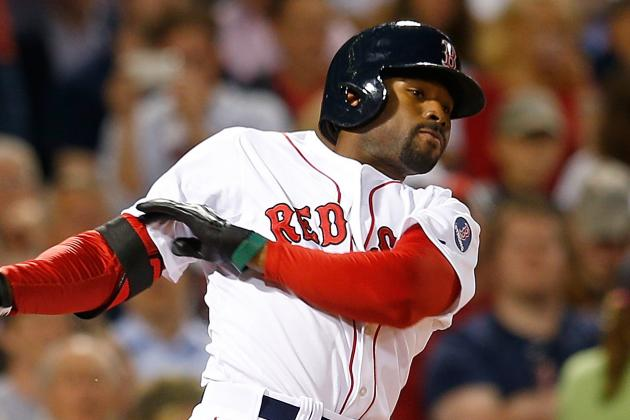 Jackie Bradley Jr. Starting in CF, Xander Bogaerts at SS Today vs. NYY