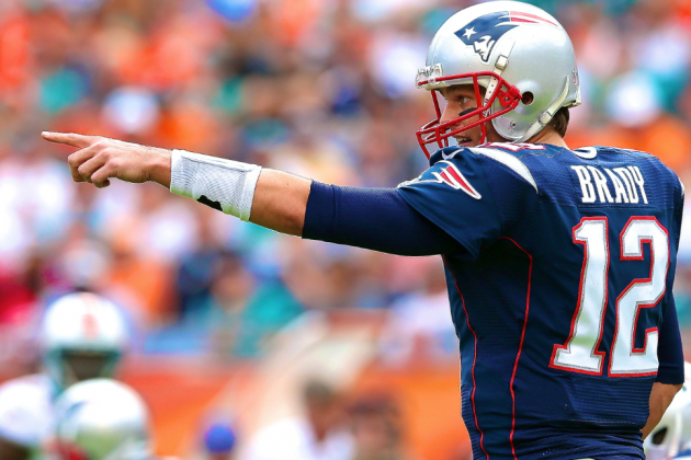 Tom Brady Must Be Magically Terrific for New England to Contend This Season