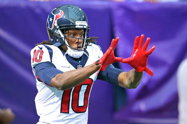 Fantasy Football Week 1: Boom or Bust Plays Worth Taking a Shot On
