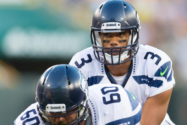 Russell Wilson Is Seahawks' Clear Leader