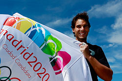 Nadal Hopeful for Madrid Olympics Bid