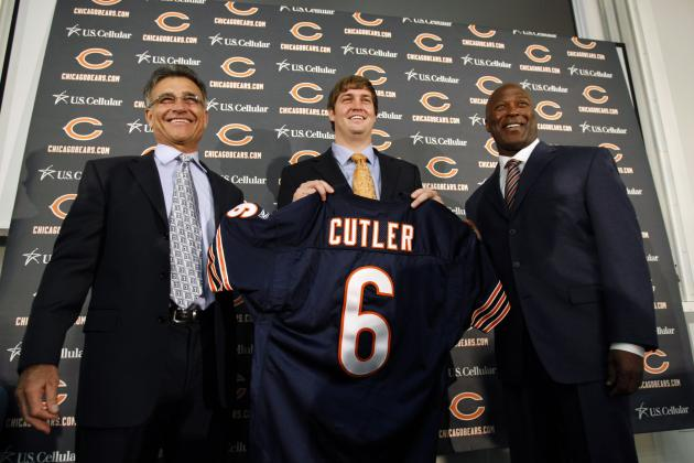 Bears Former GM's Scouting Report on Cutler off the Mark