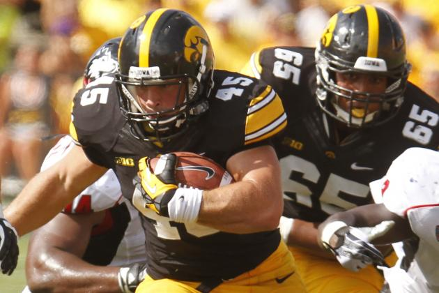College Football Gamecast: Missouri State vs Iowa