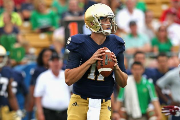 Notre Dame vs. Michigan: Stars Who Need to Step Up Most in Rivalry Game