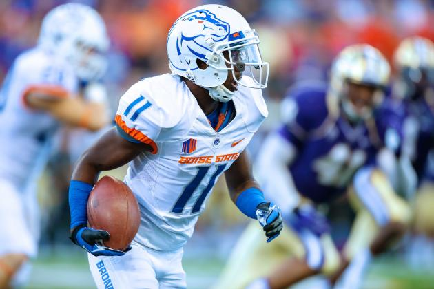 Tennessee-Martin vs. Boise State: Live Score and Highlights