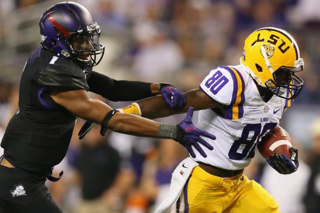 UAB vs. LSU: Live Score and Highlights
