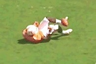 Tennessee WR Makes Juggling Catch While Falling Down