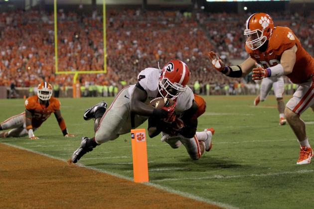 South Carolina vs. Georgia: Live Game Grades and Analysis for the Bulldogs