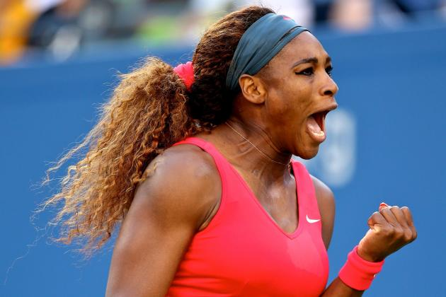 US Open Tennis 2013: Is Serena Williams Unstoppable in Run Toward History?