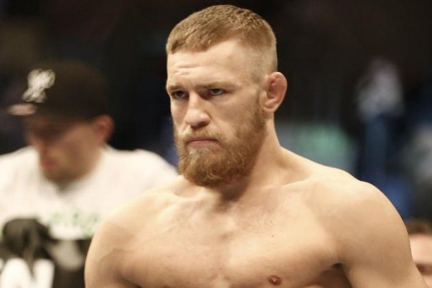 UFC's Conor McGregor Has ACL Knee Surgery