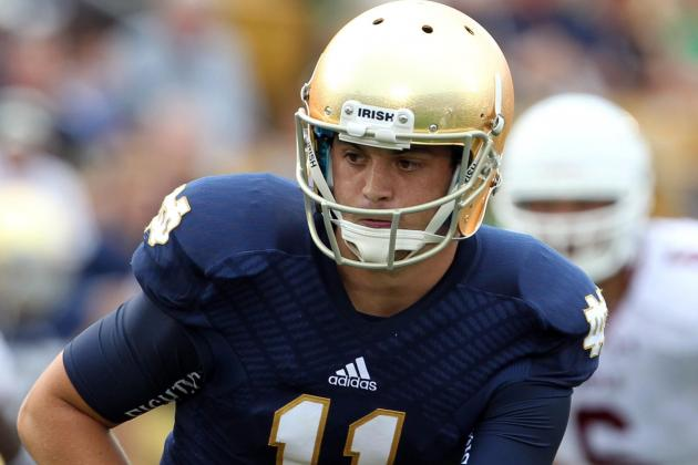 Notre Dame Football: Key Fighting Irish Players to Watch vs. Michigan Wolverines