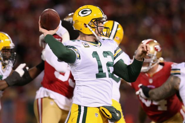 Packers vs. 49ers: Aaron Rodgers Is the Key to a Green Bay Win