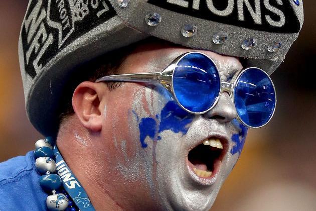 Detroit Lions Fans: Gluttons for Punishment?