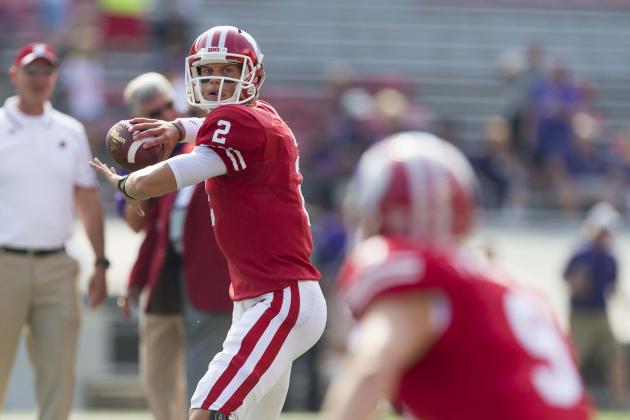 Wisconsin Football: Joel Stave Is Finding His Groove at the Right Time