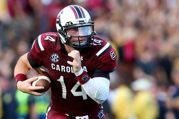South Carolina vs. Georgia: Live Game Grades and Analysis for the Gamecocks