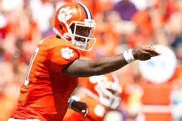 Tajh Boyd's Exit from Clemson's Win Shouldn't Impact Heisman Chances